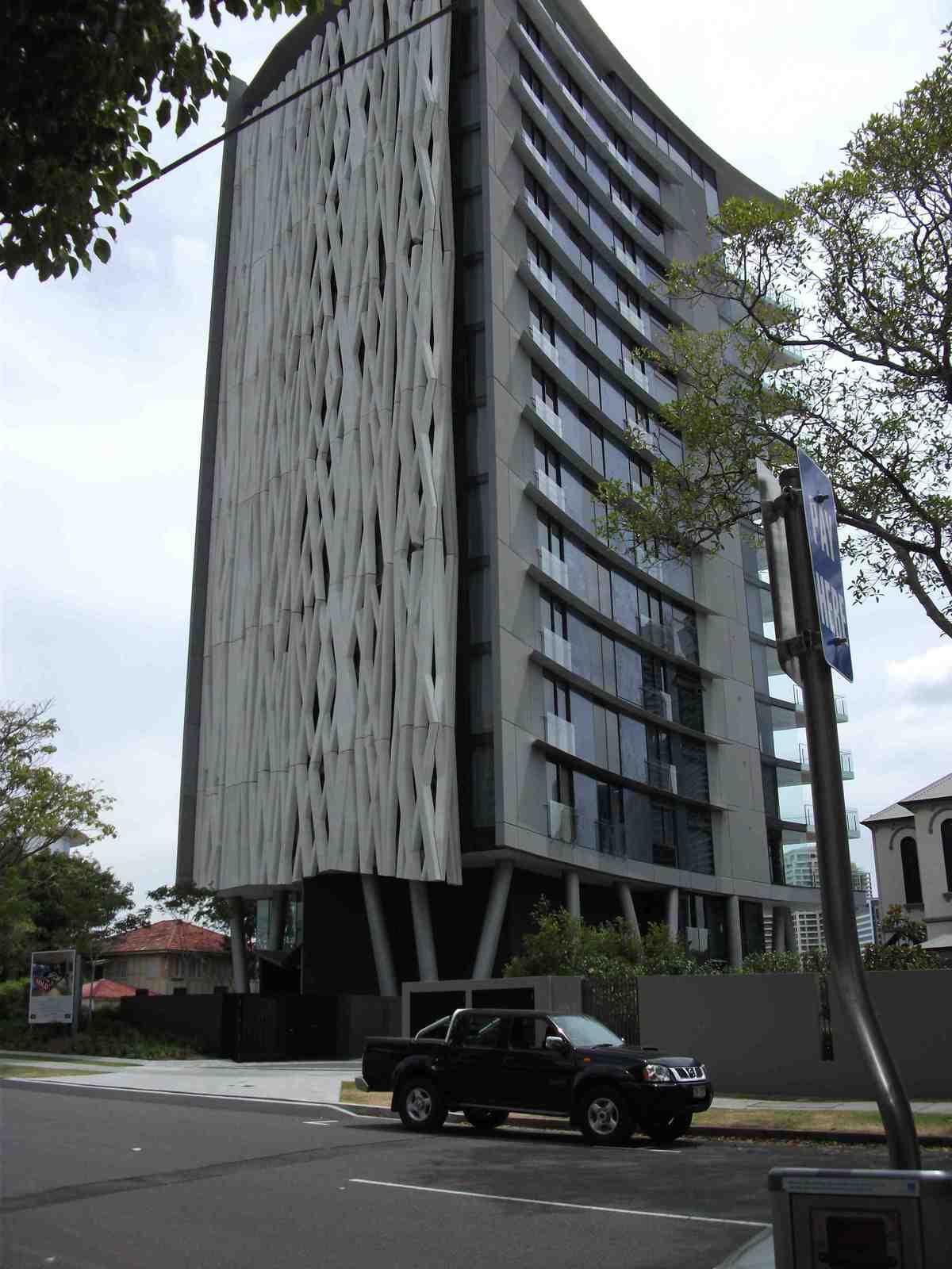 Paint And Primer >> KEIM - Scott Street Apartments, Kangaroo Point, Brisbane